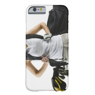 A golfer 2 barely there iPhone 6 case