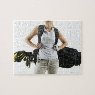 A golfer 2 jigsaw puzzle