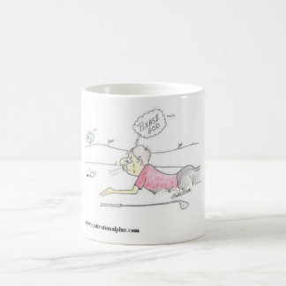 A Golfer's Prayer Coffee Mug