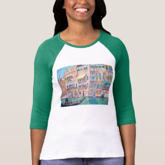 A Gondolier on the Grand Canal T-Shirts