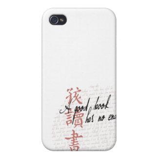 A Good Book iPhone4 Case