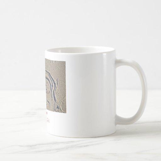 A Good Day at the Beach, Be happy atTybee Islan... Coffee Mugs