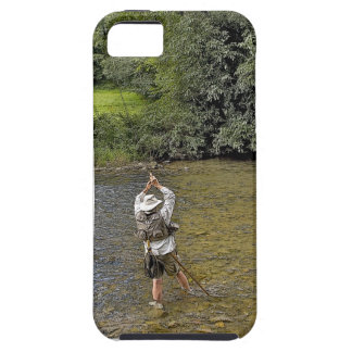 A good day fishing iPhone SE/5/5s case