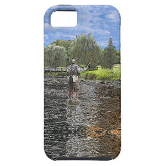 A good day fly fishing iPhone 5 covers