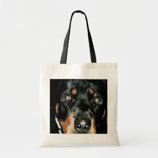 """""""A Good Dog, A Lonely Dog"""" Tote Bag"""