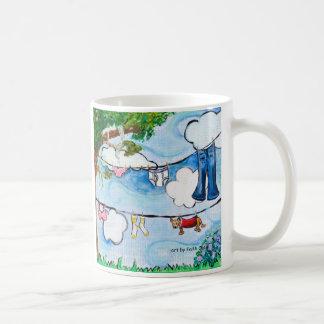 A Good Drying Day Coffee Mug