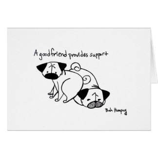A Good Friend Greeting Cards