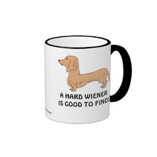 A Good/Hard Wiener is Hard/Good to Find Mug