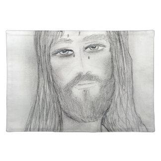 A Good Jesus Cloth Placemat