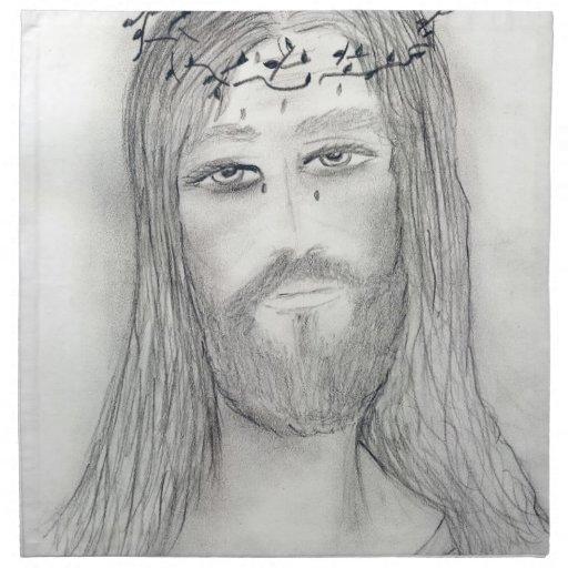 A Good Jesus Napkin
