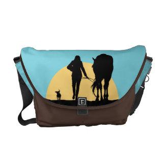 A Good Ride Courier Bag