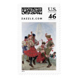 A Good Sign All Around The World Postage Stamp