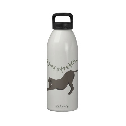 A Good Stretch Water Bottle