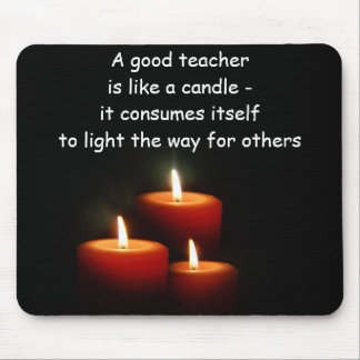 A Good Teacher  Mousepad