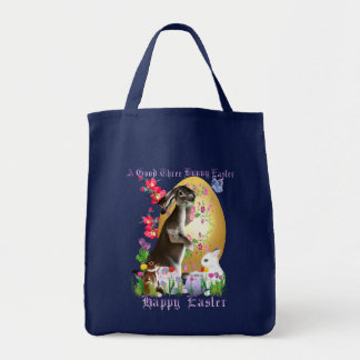 A Good Three Bunny Easter (lettered) Bags
