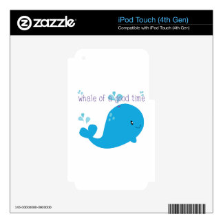 A Good Time Skin For iPod Touch 4G