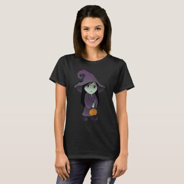 Halloween Themed A Goth Witch T-Shirt