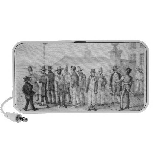 A Government Jail Gang Portable Speaker