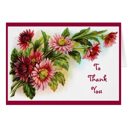A gracias tarjetas