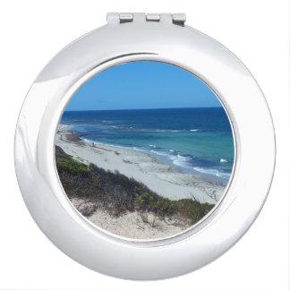 A_Grain_In_The_Sand, _Compact-Mirror. Espejos De Maquillaje
