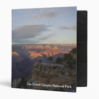 A Grand Canyon Sunset Binder