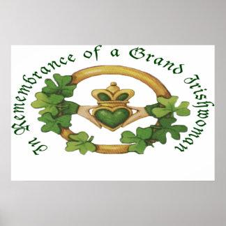 A Grand Irishwoman Posters