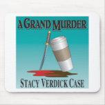 A Grand Murder Mousepads