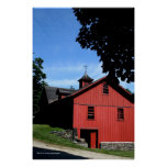 A Grand Old Barn Vertical - Gallery Print