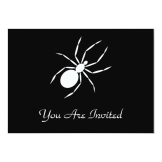 A Graphic of a Spider Personalized Announcement