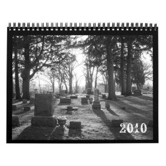 A Grave Year 2010 Calendar