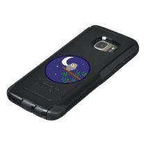 A Gray Owl OtterBox Samsung Galaxy S7 Case