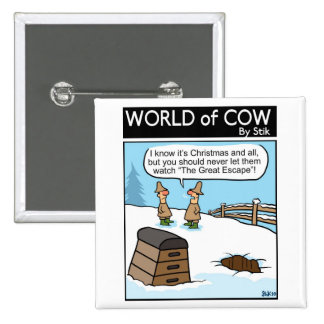 A Great Cow Escape Pins