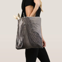 A great gift for horse lovers everywhere! tote bag