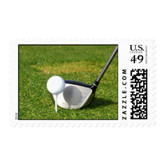 A great golf card to enjoy postage