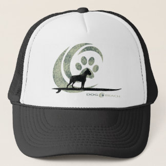 A great hat for dog beach lovers