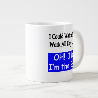 A great mug for the Boss!