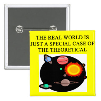 A Great Physics Design 2 Inch Square Button
