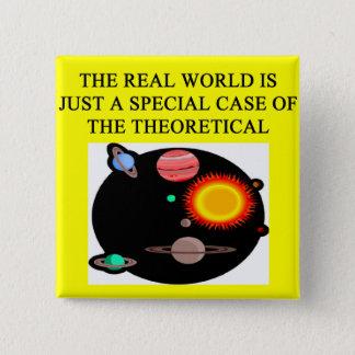 A Great Physics Design Pinback Button