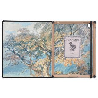 A Great Tree Joseph Mallord William Turner art iPad Case