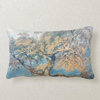 A Great Tree Joseph Mallord William Turner art Lumbar Pillow