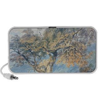 A Great Tree Joseph Mallord William Turner art Travel Speakers