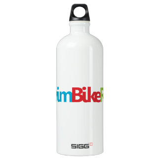A great Triathlon for your friend or family Aluminum Water Bottle