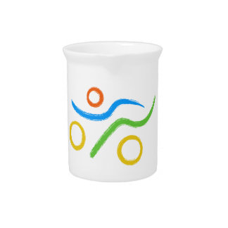 A great Triathlon gift for your friend or family Pitcher