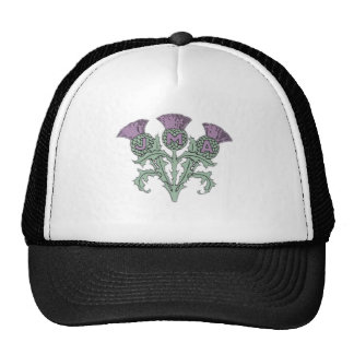 A great way to show your family pride. trucker hat