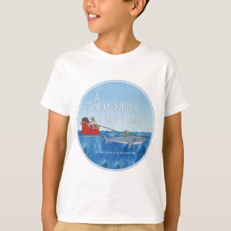 A Great White Christmas © T-Shirt