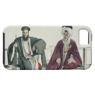 A Greek Priest and a Turk, engraved by the Thierry iPhone SE/5/5s Case