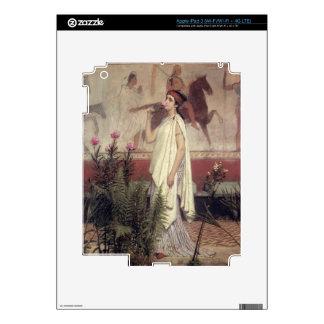 A Greek Woman, 1869 (oil on canvas) iPad 3 Skins