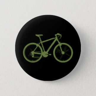a green bicycle button