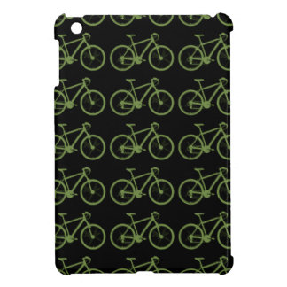 a green bicycle iPad mini cases