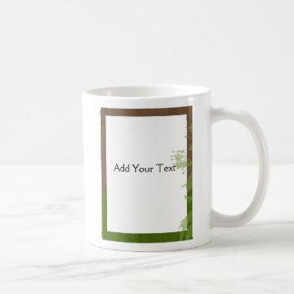 A Green Earth Coffee Mug